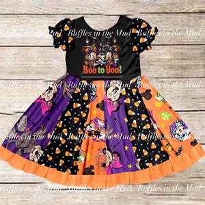 Boo to You Disney Dress • PREORDER CLOSES THURSDAY, JUNE 6