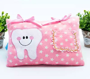 Tooth Fairy Pocket Pillow • PREORDER CLOSES SATURDAY, MAY 19