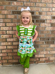 3T • Lucky Little Leprechaun Pants Set