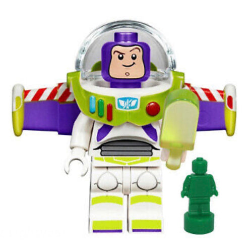 Buzz Lightyear • Lego Block Character