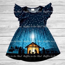 5/6 • Nativity Scene Dress