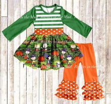 4T • The Great Pumpkin Pants Set