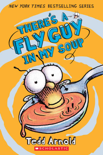 There's a Fly Guy in My Soup • Softcover