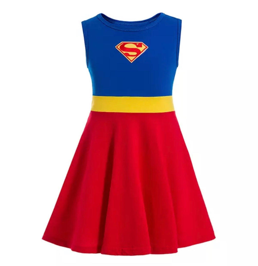 Supergirl • Character Dress
