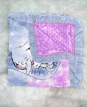 Dumbo • Baby of Mine Minky Dot Blanket • PREORDER CLOSES WEDNESDAY, MARCH 20
