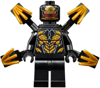 Outrider Humanoid • Lego Block Character