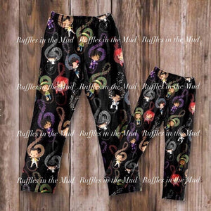 KID'S • Music Legends Leggings • PREORDER CLOSES THURSDAY, OCT. 10 @ 8pm!