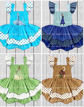 Polka Dot Princess Dresses (2) • PREORDER CLOSES WEDNESDAY, FEB. 5