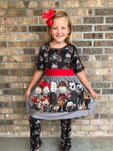 Nightmare Kids Tunic & Leggings Set