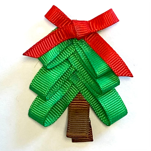 Ribbon Christmas Tree • 3
