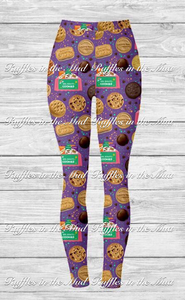 MOMMY & ME • Girl Scout Cookies Leggings • PREORDER CLOSES SATURDAY, OCT. 20 @8pm!