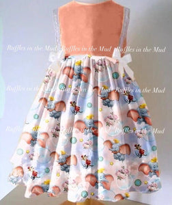 Baby of Mine Dumbo Dress • PREORDER CLOSES TUESDAY, MARCH 5