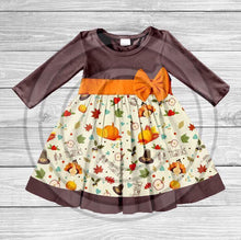 6/12m-12/18m • Give Thanks Dress