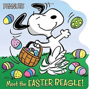 Meet the Easter Beagle: Peanuts • Board Book