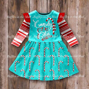 Candy Cane Cutie Dress • PREORDER CLOSES SUNDAY, SEPT. 8