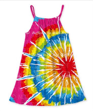 3/6m-14/16 • Tie Dye Pillowcase Dresses 💜 Big Sister