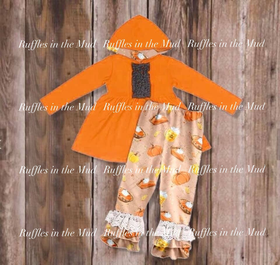 Pumpkin Everything Hooded Set • PREORDER CLOSES TUESDAY, JULY 2