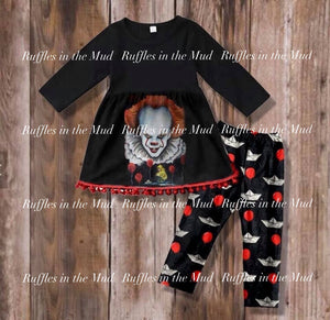 IT Clown Pants Set • PREORDER CLOSES THURSDAY, JUNE 6