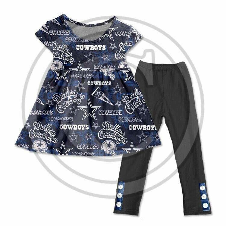 Dallas Cowboys Button Pants Set • PREORDER CLOSES TUESDAY, MAY 8