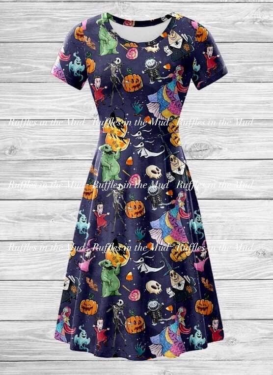 ADULT • NBC Trick or Treat Dress • PREORDER CLOSES SUNDAY, JUNE 21