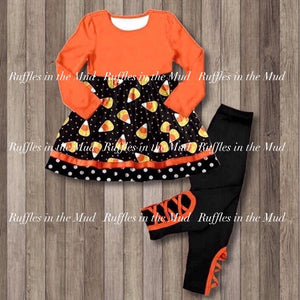 Candy Corn Sweetness Pants Set • PREORDER CLOSES SUNDAY, MAY 31