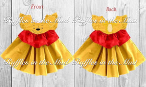 Winnie the Pooh Dress • PREORDER CLOSES FRIDAY, JAN. 11 @ 7pm!