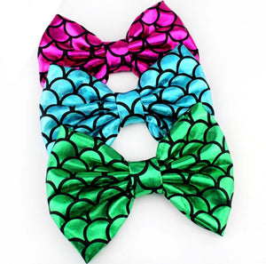 "5"" • Mermaid Hair Bows"