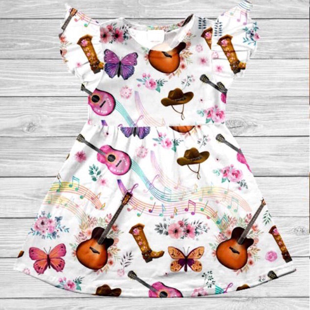 I Love Country Music Dress • PREORDER CLOSES SUNDAY, MAY 12