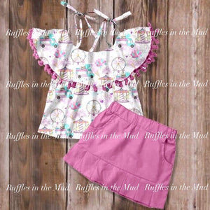 Candy Carnival Skirt Set • PREORDER CLOSES THURSDAY, APRIL 11