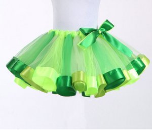 Irish Green Tutu
