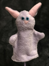 Lavender Bunny Glove Puppet