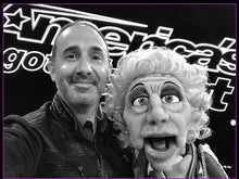 Intro to Ventriloquism with Guest Artist Michael Paul, Saturday, March 20, 2021, 3pm-4:30pm MST