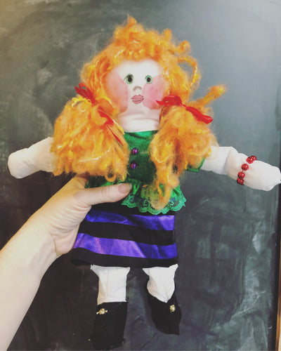 Decorate a Dolly on Saturday, November 24  10am-12:30pm