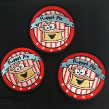 Puppet Pie sew-on patch
