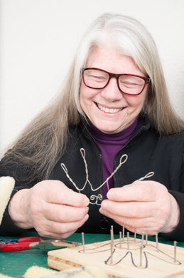 Hands and Rod Construction for Intermediate-Advanced Puppet Builders with Mary Nagler April 24, 2pm-6pm PT/MST