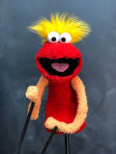 Red and Orange Pre Pro Puppet