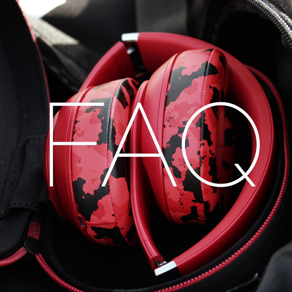 FAQ About Beats STUDIO & SOLO Earpad Replacement Process