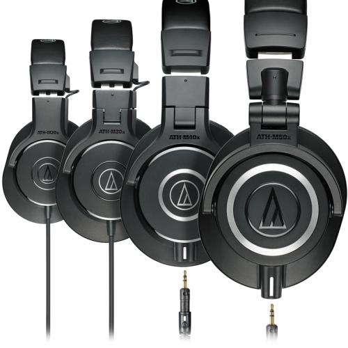 The Audio-Technica M-Series