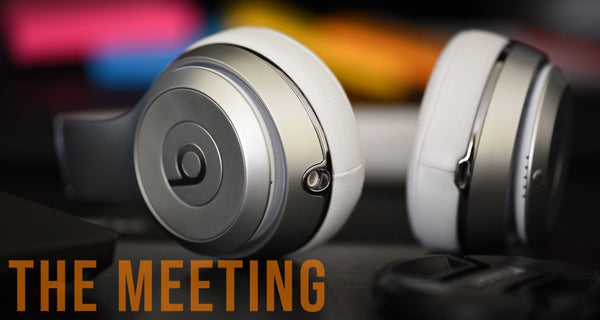 The Beats By Dre Meeting