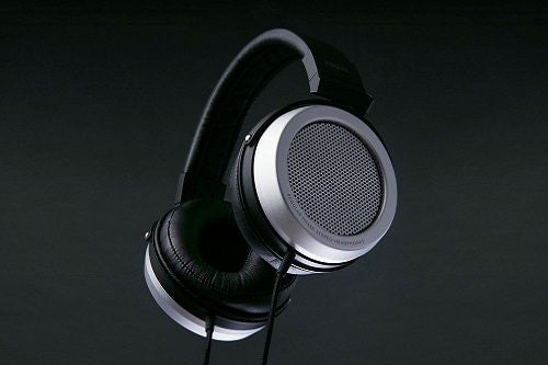 Black And Grey Stereo Headphones