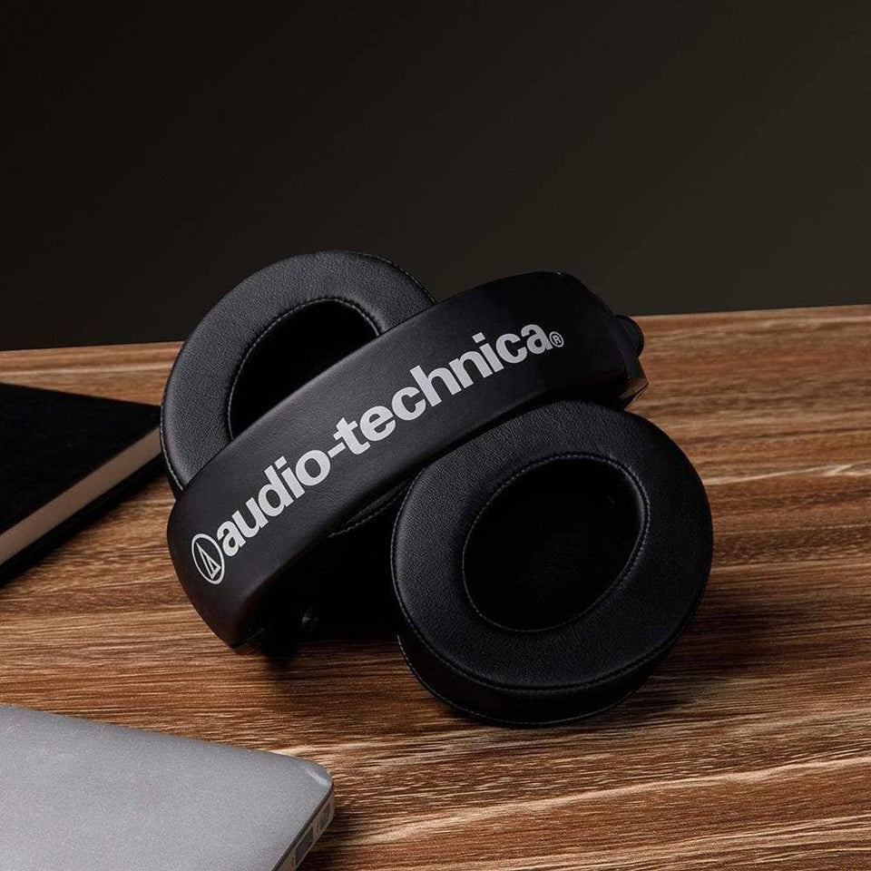 ATH M50X Earpads - Black - Wicked Cushions
