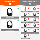 Beats Solo Earpads - B&W Pack - Wicked Cushions