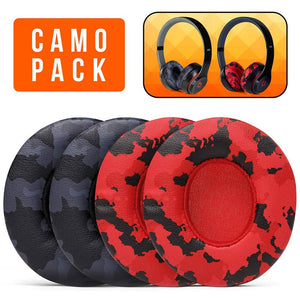Beats Solo Earpads - Camo Pack - Wicked Cushions