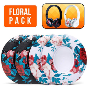 Beats Solo Earpads - Floral Pack - Wicked Cushions