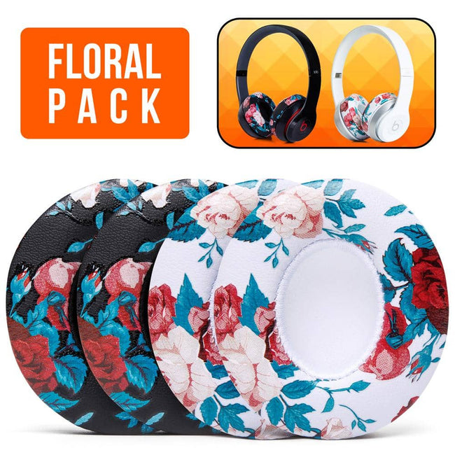 Beats Solo Earpads - Floral Pack |