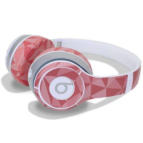 Beats Solo Skin - Geo Pink - Wicked Cushions