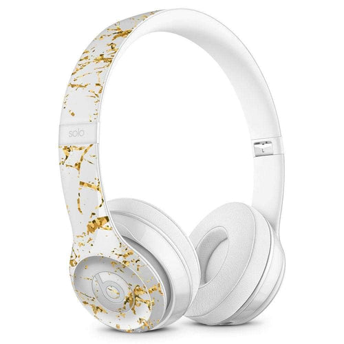 Beats Solo Skin - Gold Marble - Wicked Cushions