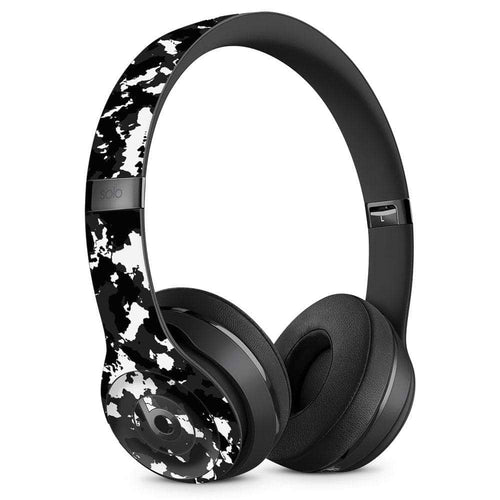Beats Solo Skin - Snow Camo - Wicked Cushions