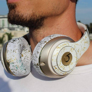Beats Studio Skin - Gold Marble - Wicked Cushions