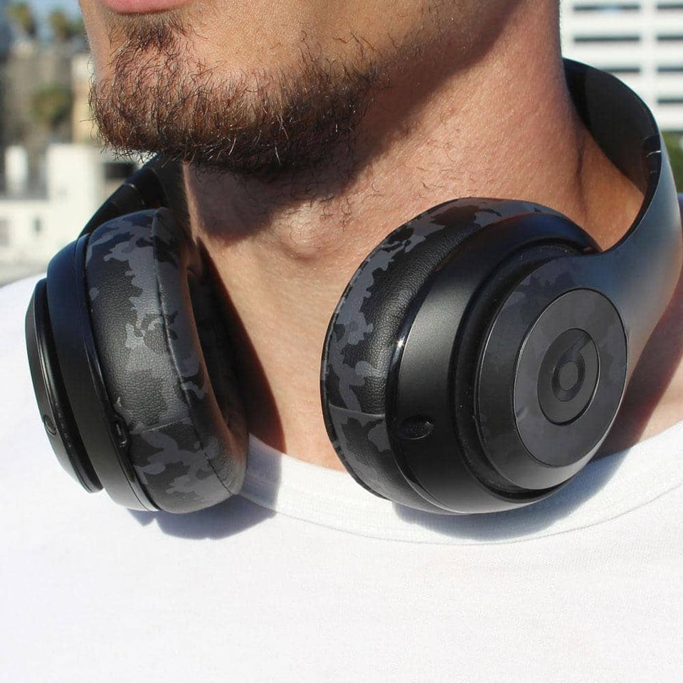 Beats Studio Black Camo - The Full Package - Wicked Cushions